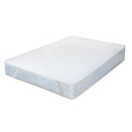 Memory Foam Mattress Pad: Quilted, Soft and Comfort, Easy Set-up