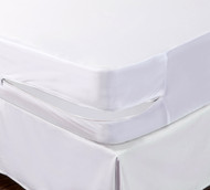 Dust Buster Mattress Encasement: All-in-One Protector, Triple Seal Closure