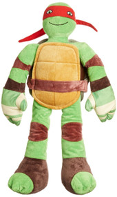 Nickelodeon Teenage Mutant Ninja Turtles Pillowtime Plush Toy, Raphael