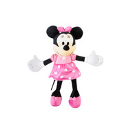 Minnie Mouse Pillowtime Pal Plush Toy: Stuffed Doll, Disney