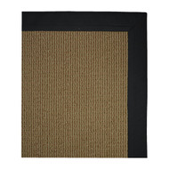 Home Dynamix Pure Floor Mat Area Accent Rug: Black, Non-Skid Backing, 2 Sizes Available