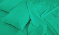 Teal 4 Piece Sheet Sets: Deep Pockets, Super Soft Microfiber