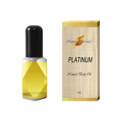 Platinum by Chanel Body Oil for Men 1 oz.