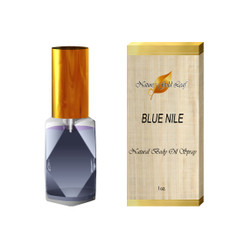 Blue Nile Body Oil Spray Unisex 1 oz.
