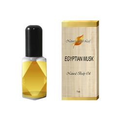 Egyptian Musk Body Oil Unisex