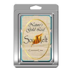 Natural Soy Melts Coconut Lime