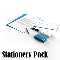 Complete Stationery Pack