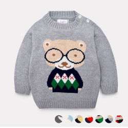 Bear Knit Sweater