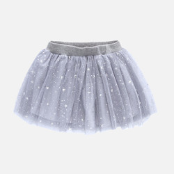 Sparkles Mesh Tulle Skirt