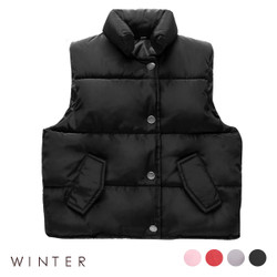 Winter Down Vest Jacket