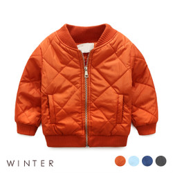 Winter Quilted Pocket Jacket