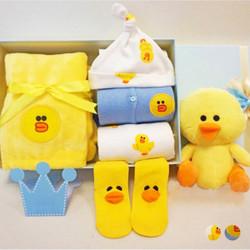 Baby Duck Gift Set