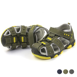 Slip-On Velcro Boys Sandals