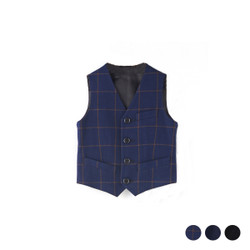 Formal Lined Pocket Vest