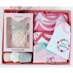 Sweet Baby Princess Gift Set