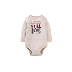 Full Hearts Quote Romper