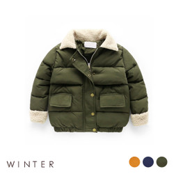 Winter Pocket Jacket