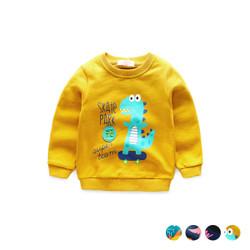 Cartoon Printed Design Sweater