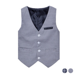 Buttoned Formal Vest