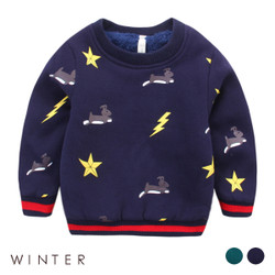 Winter Cartoon Sweater