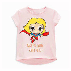 Daddy's Girl Superhero Tee