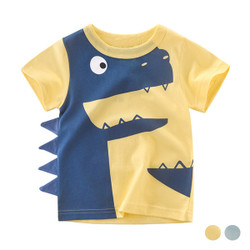 Casual Dino Side Tee