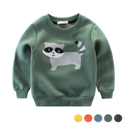 Warm Cartoon Animal Sweater