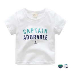 Casual Captain Sea Theme Tee