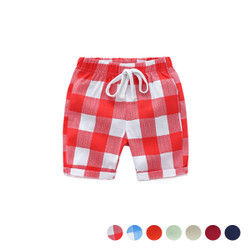 Multi-Colored Casual Shorts