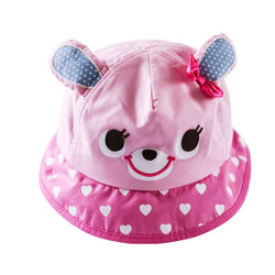 Girls Bear Hat