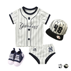 Four Piece Baseball Set