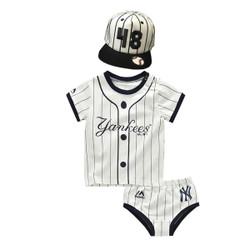 Baseball Cap & Shirt Set
