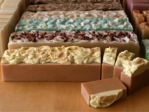 Handmade Artisan Soaps from Absolute Soap