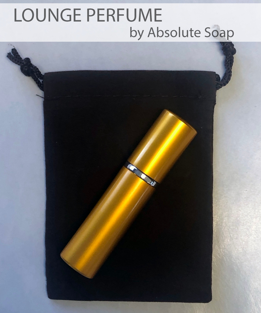 Lounge Hand-Blended Perfume | Absolute Soap