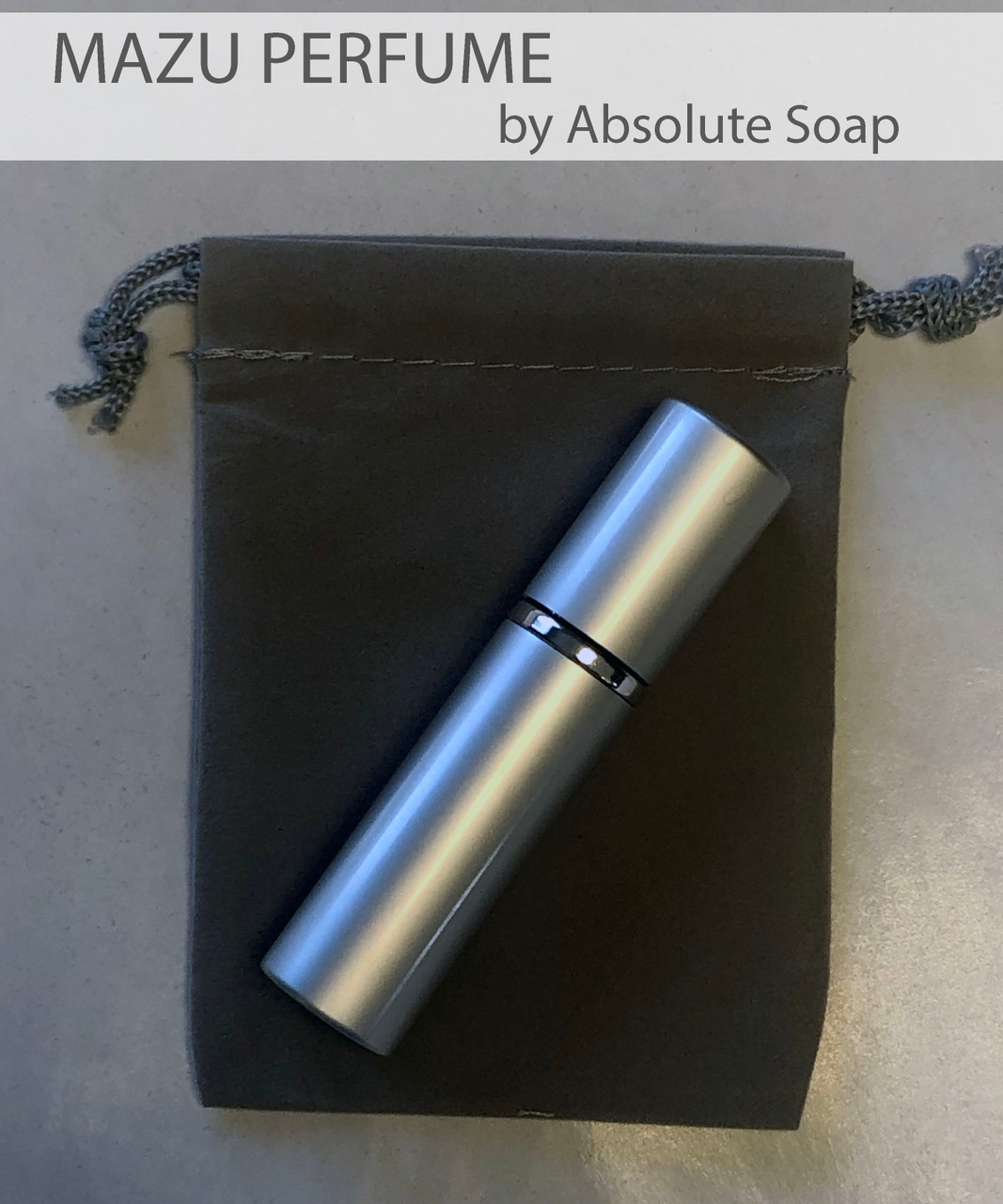 Mazu Hand-Blended Perfume  | Absolute Soap