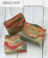 Jingle Hop Soap | Absolute Soap