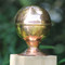 Copper Finial Globe Post Caps are a necessity for any deck, fence, arbor or yard accessory that needs protection from the elements. Don't let your fence or deck suffer and deteriorate! Order Miterless Post Caps™ today!