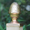 Copper Finial Pineapple Post Caps are a necessity for any deck, fence, arbor or yard accessory that needs protection from the elements. Don't let your fence or deck suffer and deteriorate! Order Miterless Post Caps™ today!