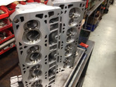 LS2- LS3 Rectangle port  Entry level- ported heads, 600 lift springs, super midrange flow.