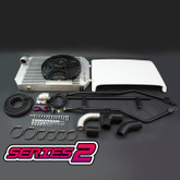 NISSAN PATROL GQ TD42 TOP MOUNT INTERCOOLER KIT '87-'99