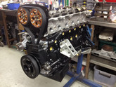 RB28 stroker engine build