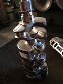 SR20 crankshafts -cracktested -std journal linished ready to fit