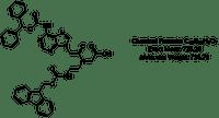 Fmoc-PNA-A(Bhoc)-aeg-OH chemical structure