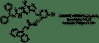 Fmoc-PNA-G(Bhoc)-aeg-OH monomer chemical structure