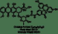 Fluorescein Doxorubicin Conjugate