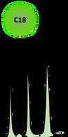 Image: C18 HPLC analysis of oligo and conjugate