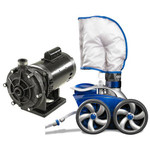 Polaris 3900 Sport Automatic Pool Cleaner with Pump