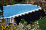 Solar Bear Deluxe Above Ground Solar Heating System