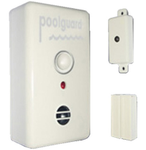 Pool Guard Door Alarm with Wireless Transmitter Model DAPT-WT