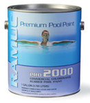 Ramuc Pro 2000 Chlorinated Rubber Based Paint